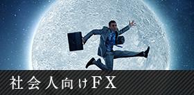 社会人向けのFXを紹介